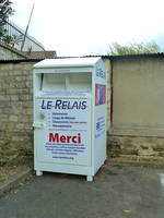 photo d'une borne relais