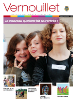 couverture du magazine n°18